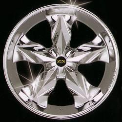 Tezzen Struck replacement center cap - Wheel/Rim centercaps for Tezzen Struck