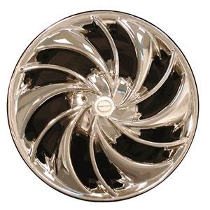 Edge Swoosh replacement center cap - Wheel/Rim centercaps for Edge Swoosh