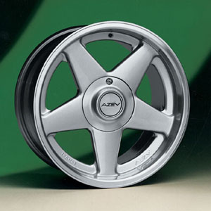 Azev Type A replacement center cap - Wheel/Rim centercaps for Azev Type A