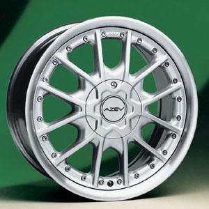 Azev Type FS replacement center cap - Wheel/Rim centercaps for Azev Type FS