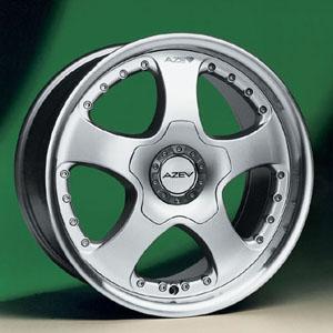 Azev Type LS replacement center cap - Wheel/Rim centercaps for Azev Type LS