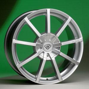 Azev Type U replacement center cap - Wheel/Rim centercaps for Azev Type U