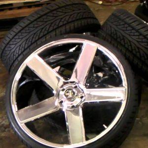 Ballerz v117 replacement center cap - Wheel/Rim centercaps for Ballerz v117
